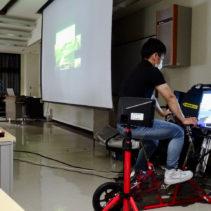 自転車シミュレーター2