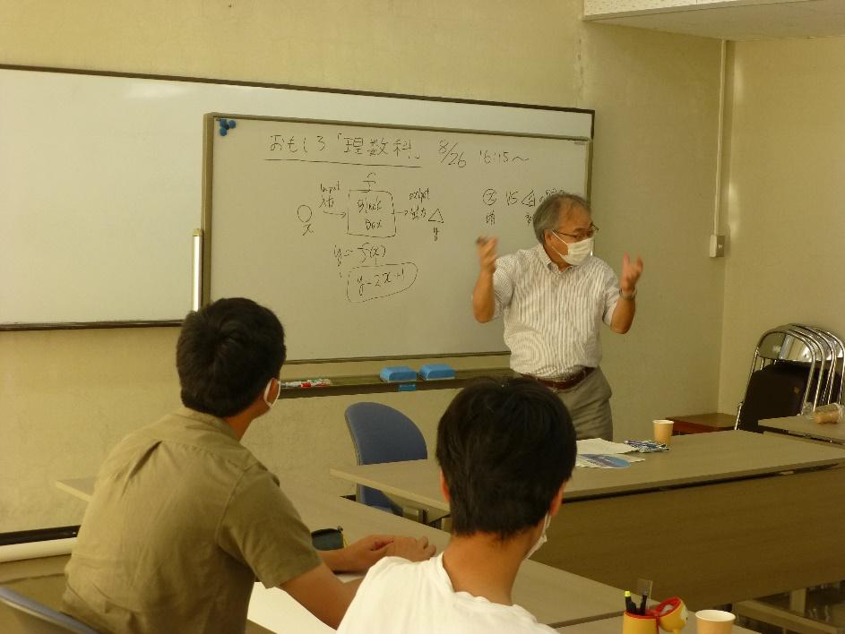 おもしろ理数科(第3回)の様子3
